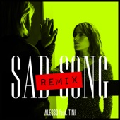 Alesso - Sad Song (feat. TINI) (Alesso Remix)