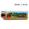 Joe Strummer & The Mescaleros - Mondo Bongo kunstwerk