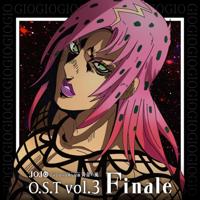 ジョジョの奇妙な冒険 黄金の風 O.S.T Vol. 3 Finare