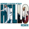 Mohombi & Youssou N'Dour - Hello (Remix) artwork