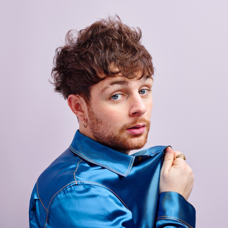 Torneo virtual Premier League Invitational > El cantante Tom Grennan representa a Manchester United
