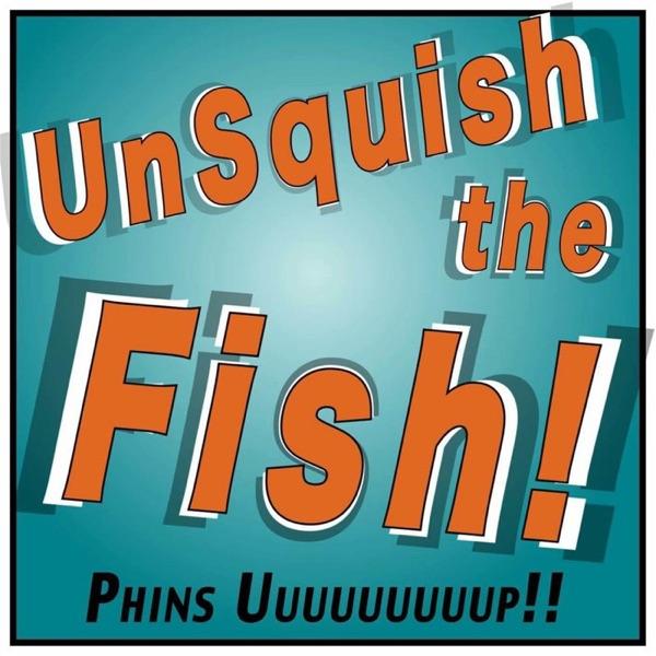 UnSquish the Fish - Miami Dolphins