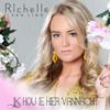 Richelle Van Ling - Ik Hou Je Hier Vannacht kunstwerk