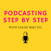 Podcast cover art for Podcasting Step by Step