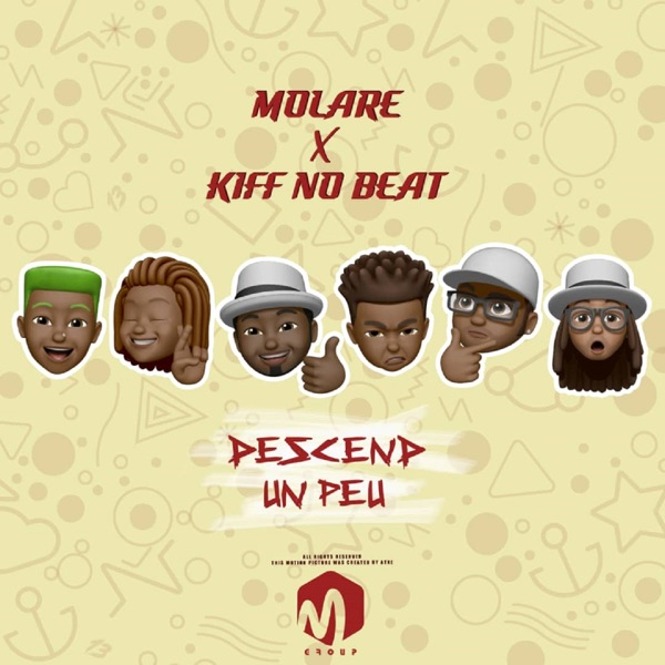 Descend un peu (feat. Kiff No Beat) - Single