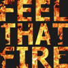 Simply Three - Feel That Fire portada