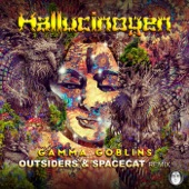 Hallucinogen - Gamma Goblins (Outsiders & Space Cat Remix)