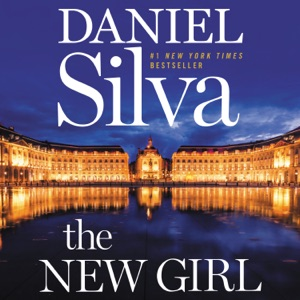The New Girl - Daniel Silva audiobook, mp3