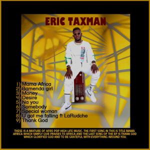 Eric TaxMan - Grateful