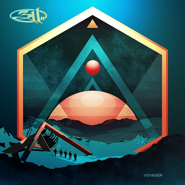 311 - Voyager album wiki, reviews
