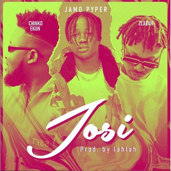 Josi (feat. Zlatan & Chinko Ekun) - Single
