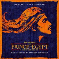 Stephen Schwartz - The Prince of Egypt (Original Cast Recording) artwork