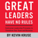 Kevin Kruse - Great Leaders Have No Rules: Contrarian Leadership Principles to Transform Your Team and Business (Unabridged)