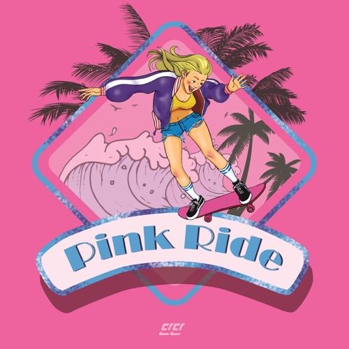 DANDAN – Pink Ride – Single