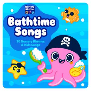 Nursery Rhymes ABC - Bathtime Songs: 20 Nursery Rhymes & Kids Songs