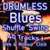 Drumless Blues - shuffle swing - Minus Drums Backing Tacks - Drumless Backing Tracks