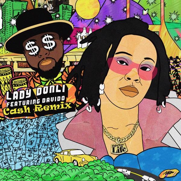 Cash (feat. Davido) [Remix] - Single