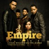 Look What You ve Done From Empire feat Tisha Campbell Martin Opal Staples Single