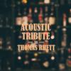Guitar Tribute Players - Acoustic Tribute to Thomas Rhett (Instrumental)  artwork