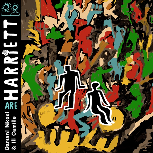 iTunes Artwork for 'HARRIETT (by HARRIETT, Damani Nkosi & Ill Camille)'