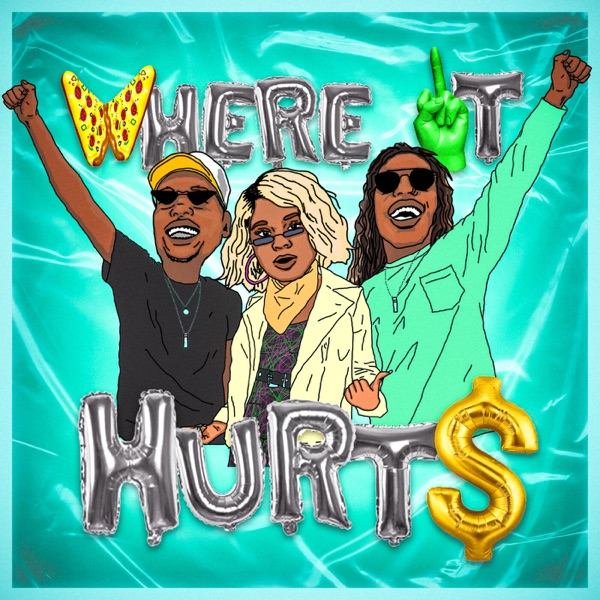 Where It Hurts (feat. Tayla Parx) - Single