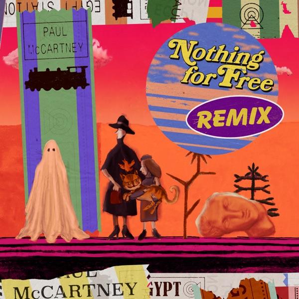 Nothing For Free (DJ Chris Holmes Remix) - Single