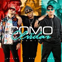 Eix, Angel y Khriz & Los Fantastikos - Como Olvidar (Remix) artwork