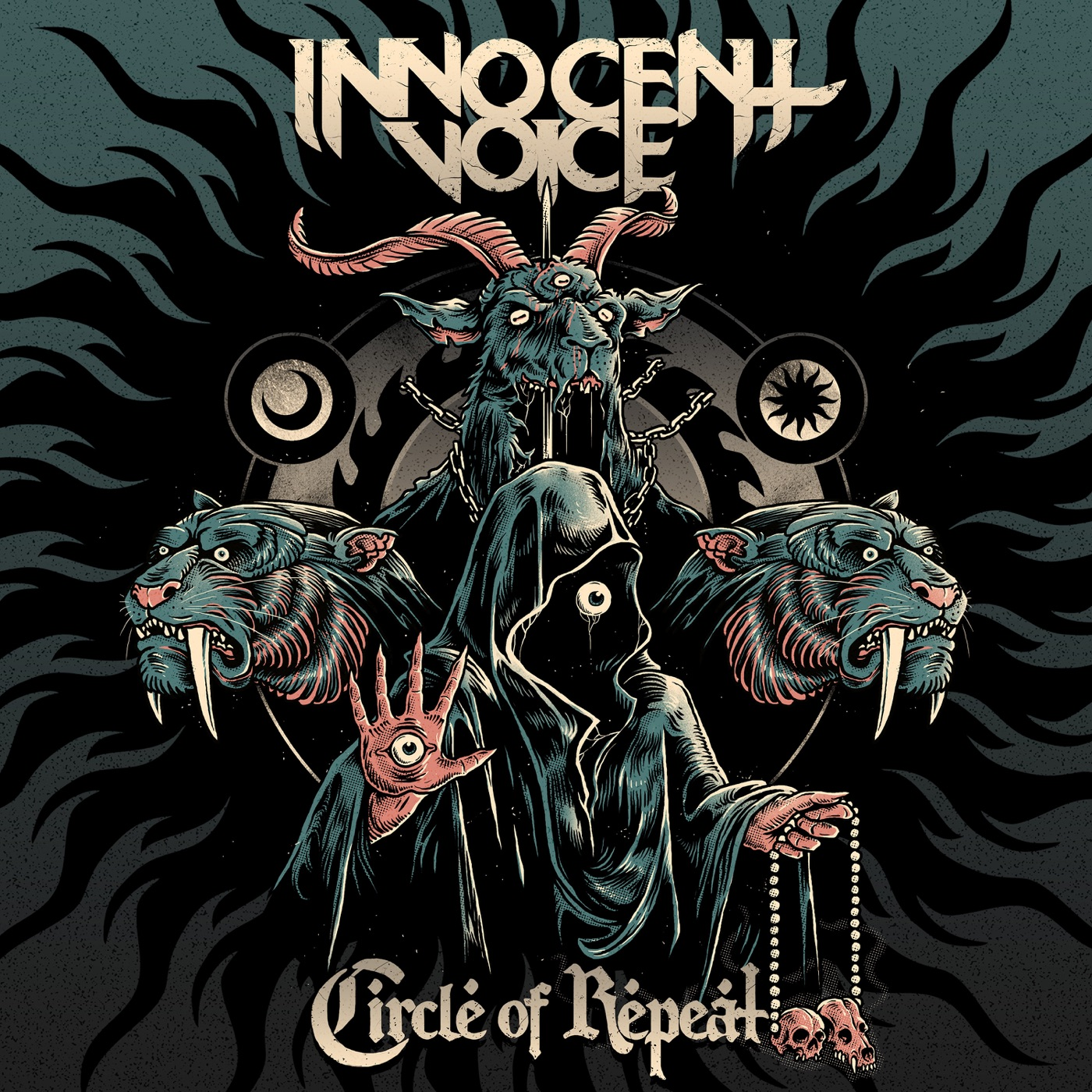 Innocent Voice - Circle of Repeat (2020)