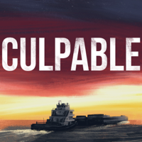 Podcast cover art for Culpable