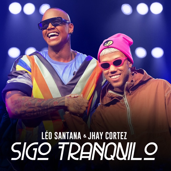 Sigo Tranquilo (Ao Vivo) - Single