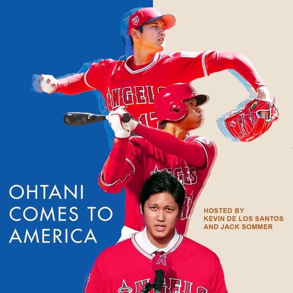 Ohtani Comes To America