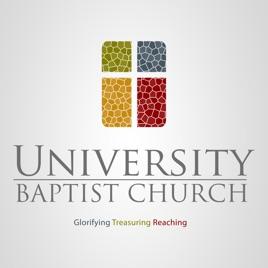 University Baptist Church: Logan McCollough - Sunday Evening