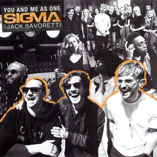 Sigma and Jack Savoretti - You & Me As One