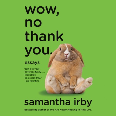 Wow, No Thank You.: Essays (Unabridged)