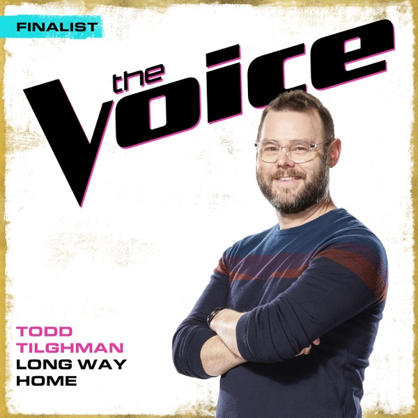 Todd Tilghman - Long Way Home (The Voice Performance)