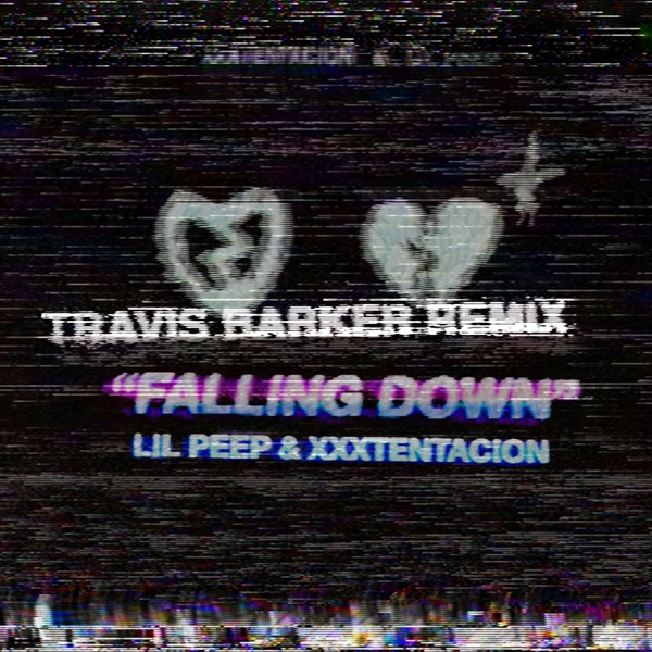Falling Down (Travis Barker Remix) - Single