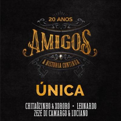 Única (feat. Amigos) - Single - Zezé Di Camargo & Luciano