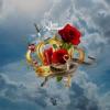 Dee Queen Rose - Fall