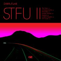 デイム・ファンク - STFU II artwork