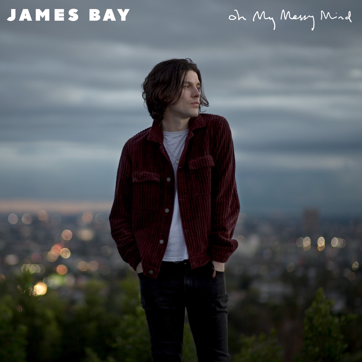 Oh My Messy Mind - EP James Bay CD cover