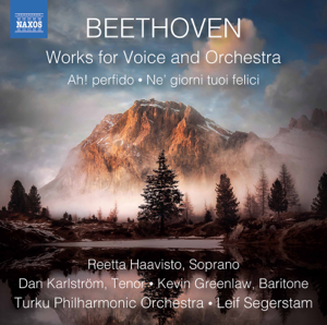 Turku Philharmonic Orchestra & Leif Segerstam - Beethoven: Vocal Works