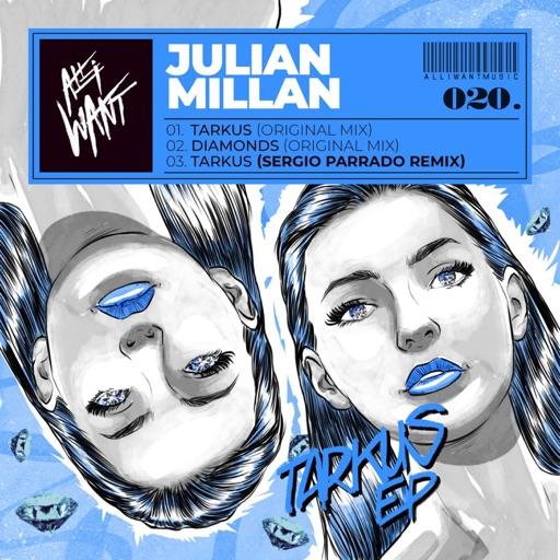Tarkus Ep by Julian Millan