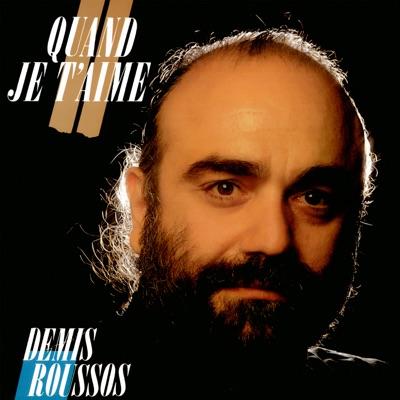 Quand je t'aime - EP - Demis Roussos