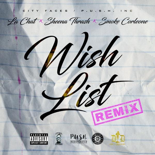 Wishlist (Remix) - Single