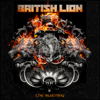 British Lion - The Burning kunstwerk