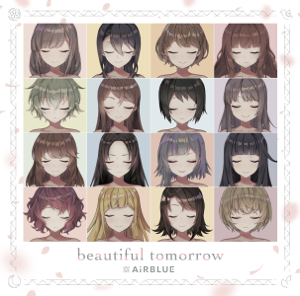 AiRBLUE - beautiful tomorrow