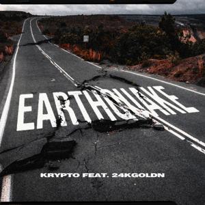 KRYPTO9095 & 24kGoldn - Earthquake