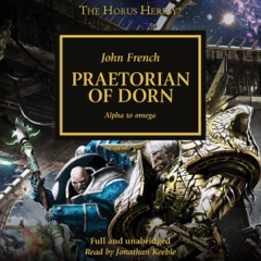 Praetorian of Dorn: The Horus Heresy, Book 39 (Unabridged)