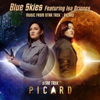 Music From Star Trek: Picard - Blue Skies (feat. Isa Briones) artwork