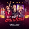 Repertório de Desculpas - Ao Vivo by Mariana & Mateus iTunes Track 1